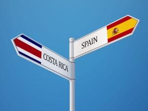 costa rica - spania