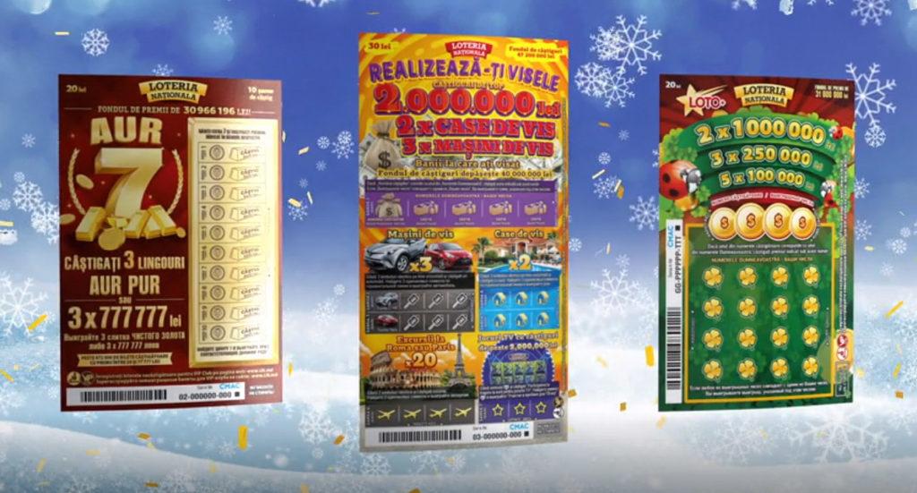 bilete loterie nationala