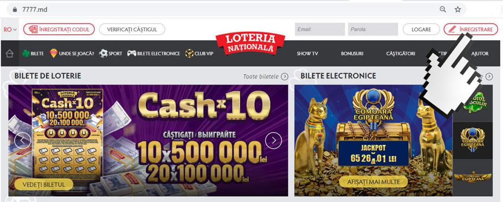 loteria-nationala-inregistrare
