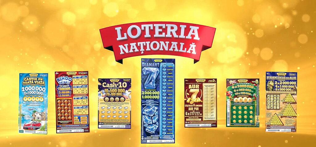лотерея национальная